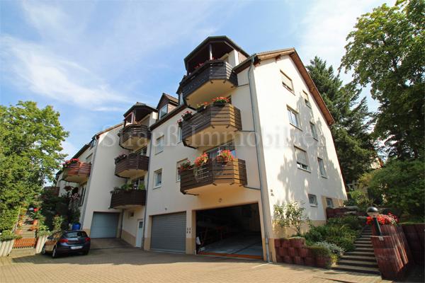 Verkauft! ETW mit Sonnenbalkon und Garagenstellplatz - ID 14 Image