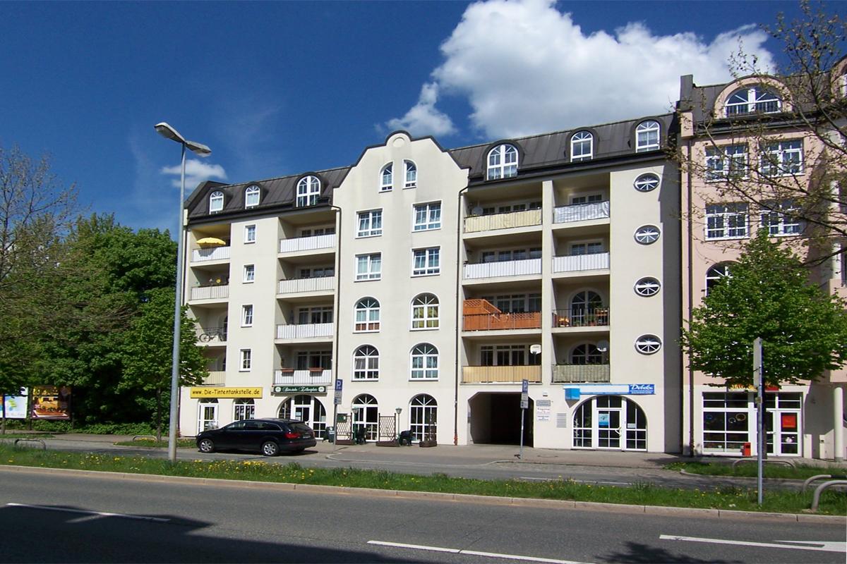 Sonnige Wohnung mit Laminat, Balkon und Aufzug - ID 227 Image