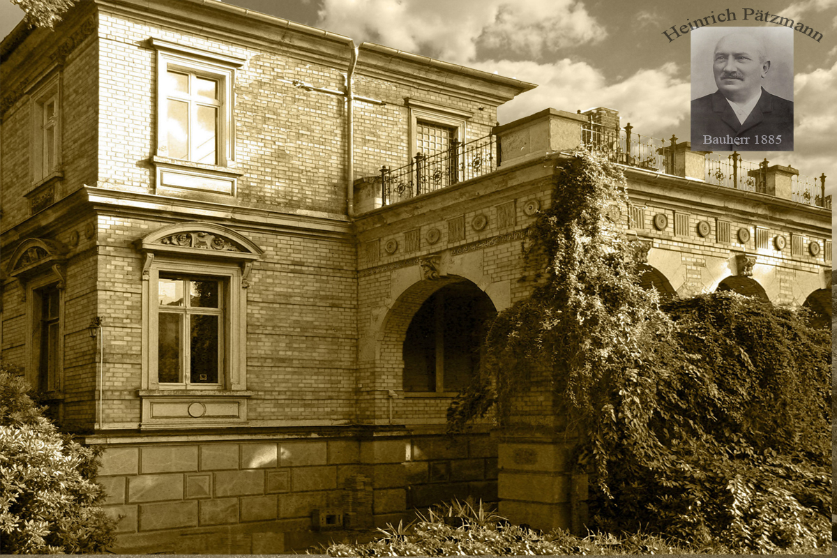Villa mit 6.400 m² Park... einfach ein Traum! Image