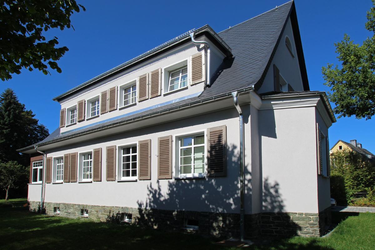 Einfamilienhaus mit Erholungsgrundstück in C-Schönau - ID 25 Image