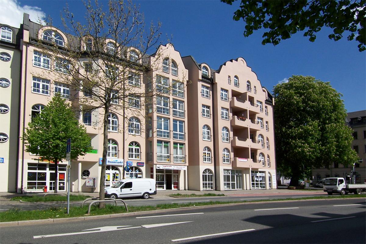 Single-Wohnung mit neuem Laminat und großem Wohnzimmer - ID 119 Image