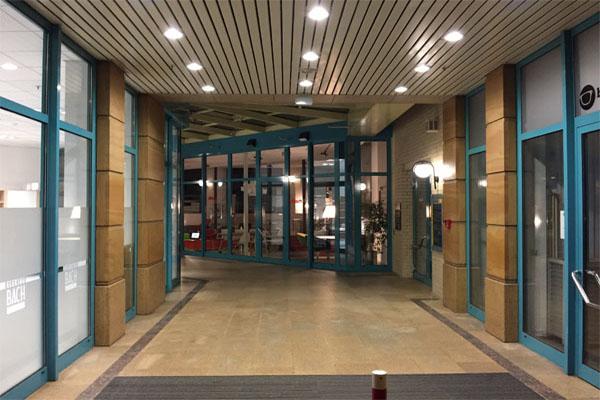 117 qm Büroeinheit in der Moritzpassage im Stadtzentrum - ID 89 Image