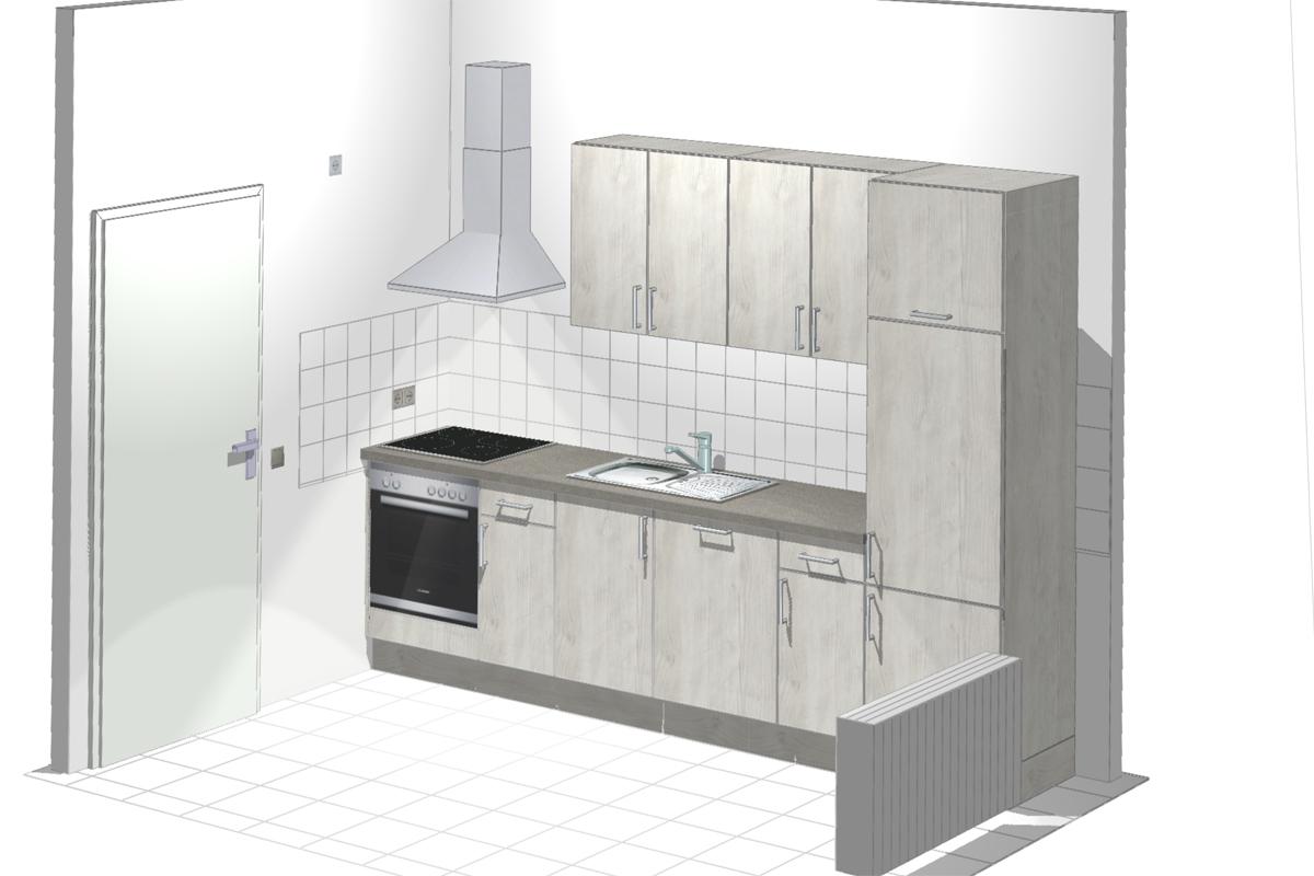 Neue Einbauküche...neues Laminat...Stellplatz - ID 102 Image