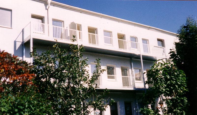 Wohn- und Geschäftsanlage in Burkhardtsdorf - ID 113 Image