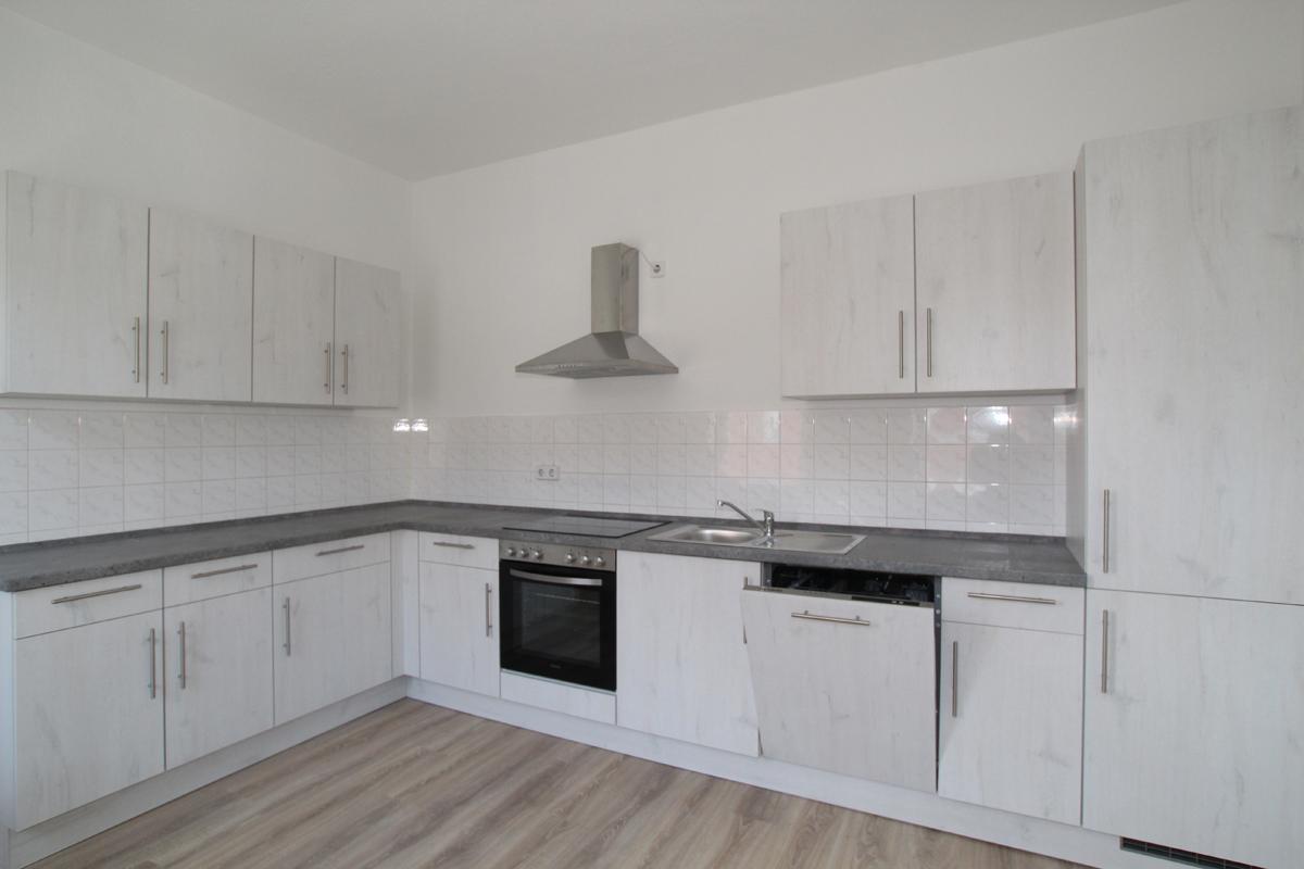 Neue Einbauküche... neues Laminat... Bad mit Wanne+Dusche - ID 97 Image