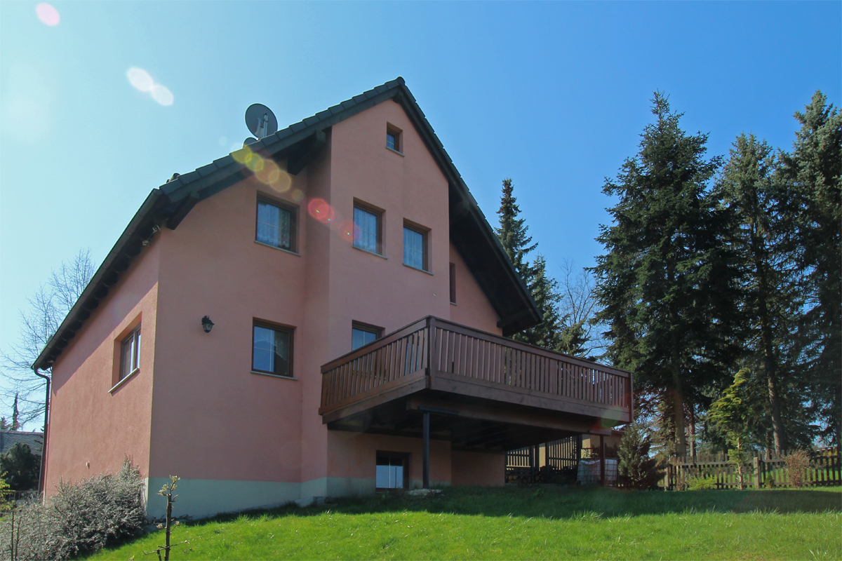 Adelsberg - Großzügiges Einfamilienhaus mit 740 m² Grdst. - ID 122 Image