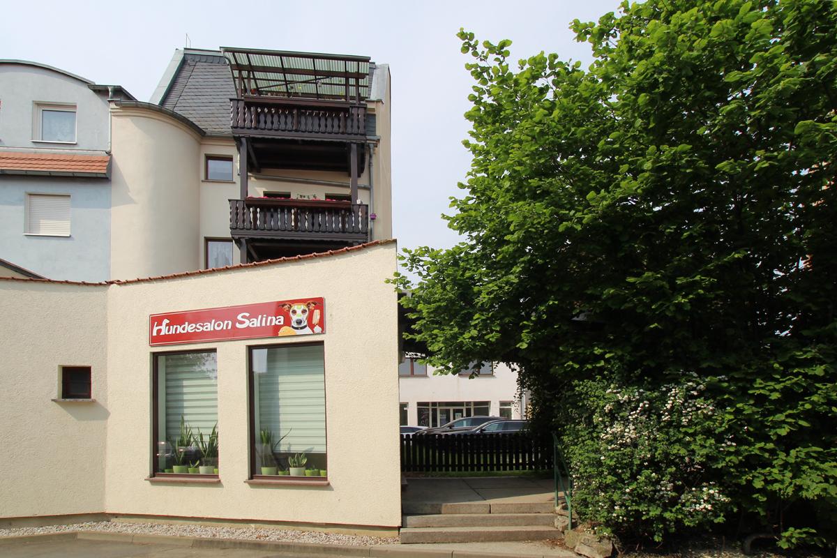 100 % vermietet! Wohn- und Geschäftshaus in Crimmitschau - ID 128 Image