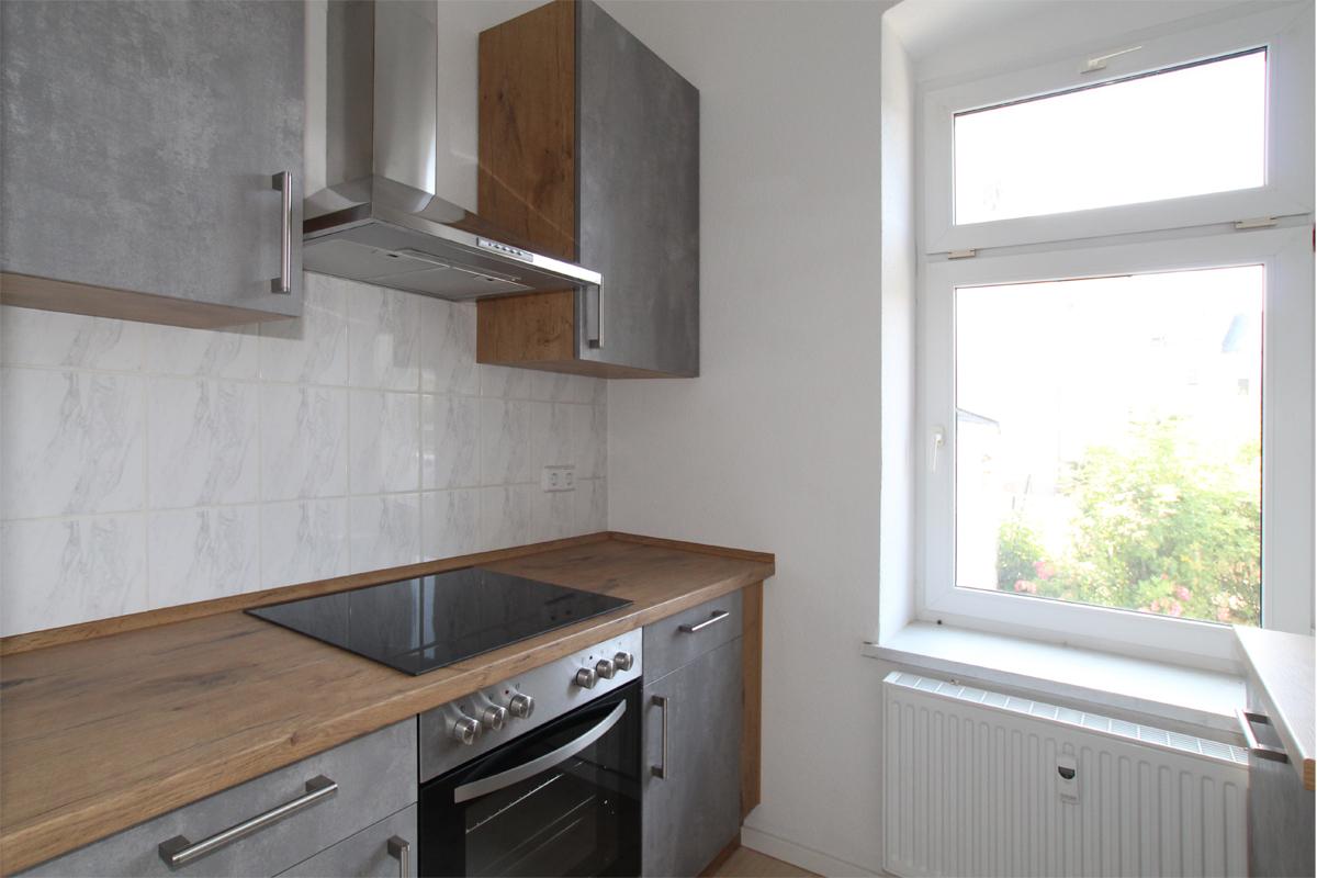 Neue Einbauküche !!! Schöne EG-Wohnung mit gr. Wohnz. - ID 124 Image