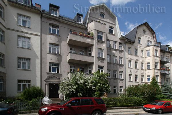 Interessanter Grundriss... Balkon... ruhige Kaßberglage - ID 135 Image