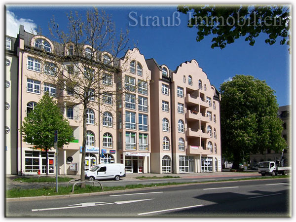 Klasse DG-Wohnung mit Laminat... Fahrstuhl... Tageslichtbad - ID 225 Image