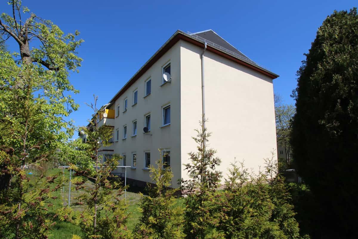 Gepflegtes MFH in ruhiger Lage in Chemnitz-Schönau - ID 166 Image