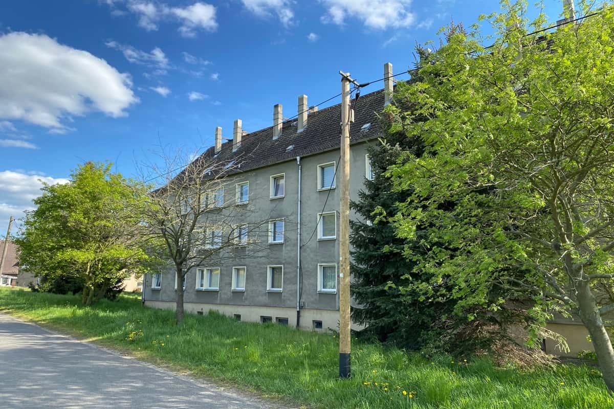 3-Zi-Wohnung in Langenleuba mit neuem Laminat - ID 183 Image