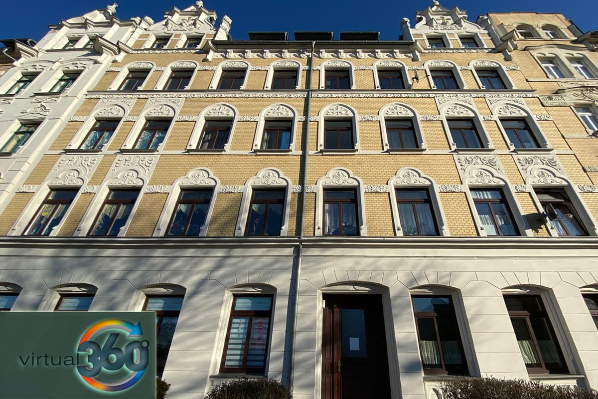 Super DG-Wohnung mit Balkon und Wohnküche... - ID 202 Image
