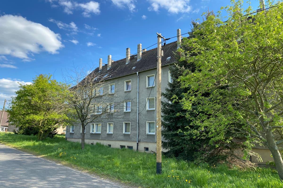 Gemütliche DG-Wohnung mit EBK und Waschmaschine - ID 190 Image