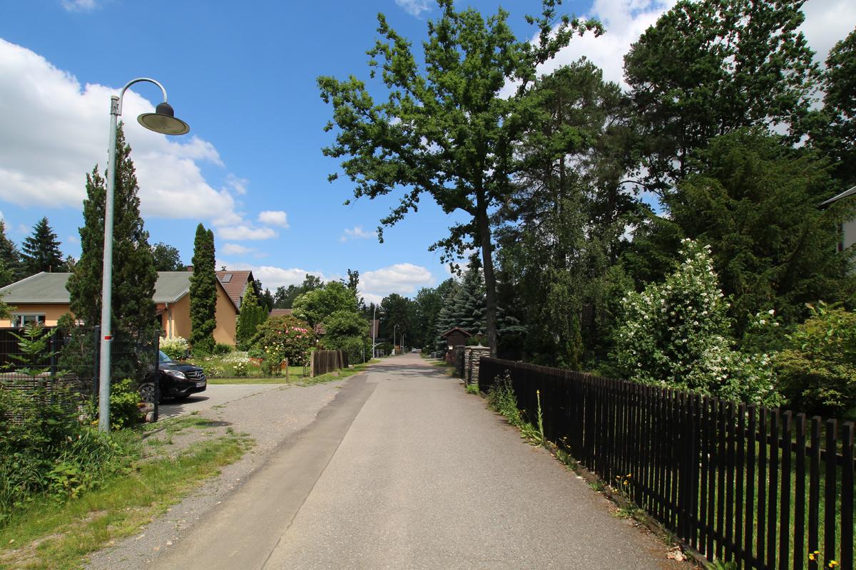 Baugrundstück für 2 EFH in der Waldsiedlung von Lichtenau - ID 192 Image