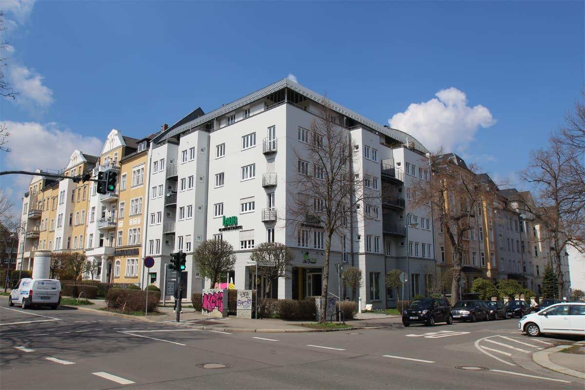 Sonnige Wohnung mit großem Wohnzimmer und Aufzug - ID 235 Image